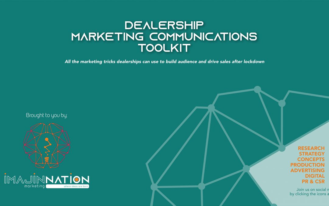 Dealership Marketing Communications Toolkit